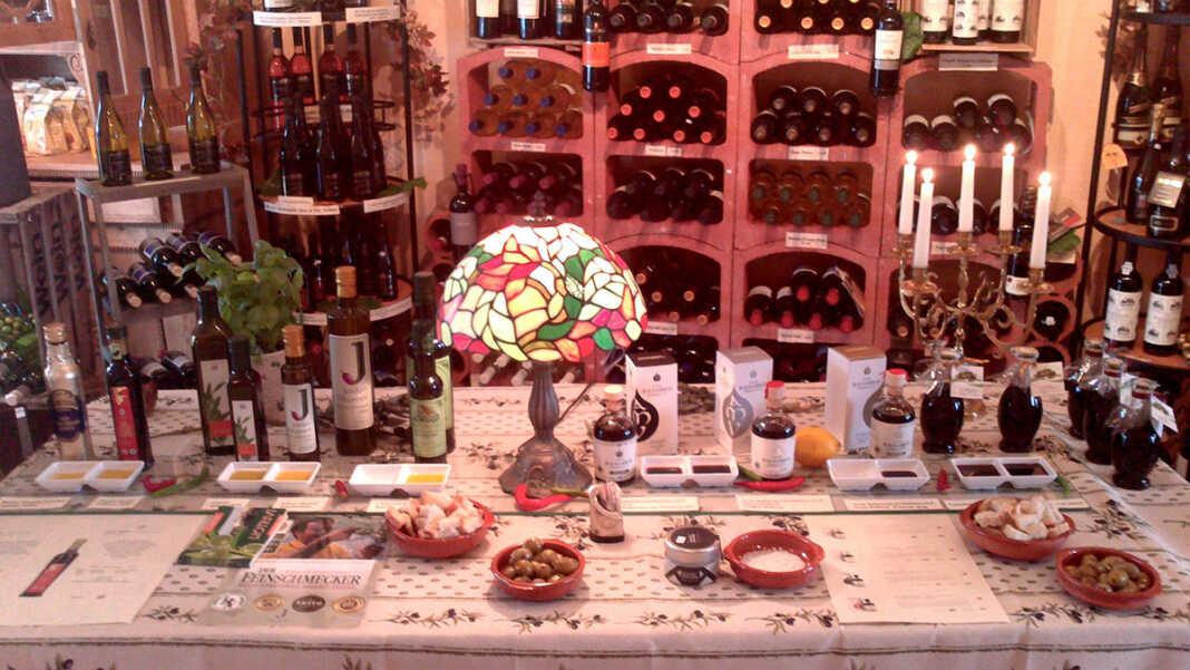 Jetzt neu im Angebot - Antipasti bei Les Olives