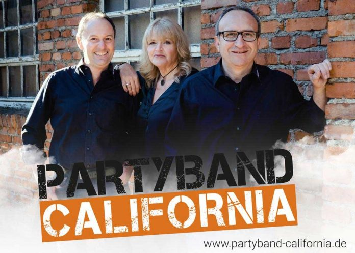 Partyband California - Partynacht in Remagen