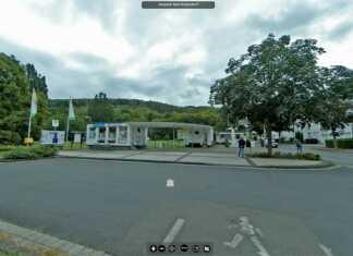 Virtueller 360° Rundgang durch den Kurpark und Technikmuseum in Bad Bodendorf