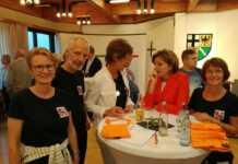 Ministerpräsidentin Malu Dreyer lobt die Arbeit des Bürgerforums Sinzig