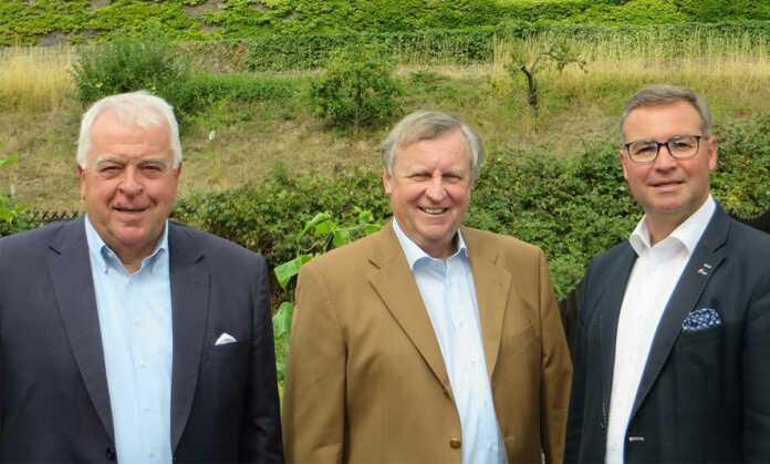 Guido Ernst und Anke Beilstein wollen Schulabbruch aktiv entgegenwirken