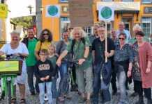 Fridays for Future Aufruf bringt über 350 Teilnehmer in Sinzig auf die Straße