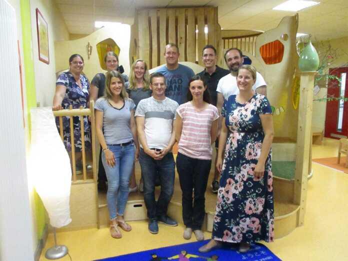 Kita Goethe-Knirpse Remagen - Elternausschuss neu gewählt