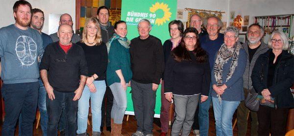 Erste öffentliche Fraktionssitzung der Grünen in Kripp @ Schremmer | Remagen | Rheinland-Pfalz | Deutschland