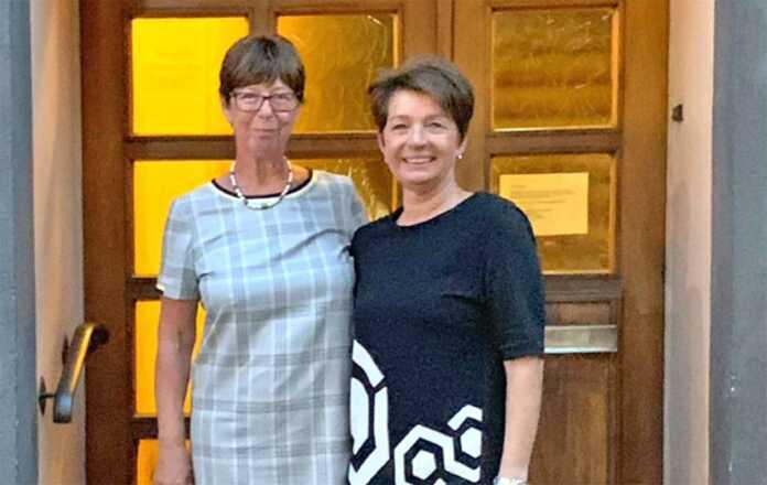 Sabine Glaser zur stellvertretenden Ortsvorsteherin gewählt