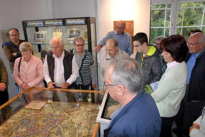 Denkmaltag: Großer Andrang im Sinziger Museum
