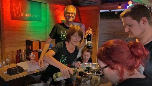 1. Sinziger Wein-Slam @ Lesezeit | Sinzig | Rheinland-Pfalz | Deutschland