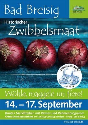 "Traditioneller ""Zwibbelsmaat"" in Bad Breisig @ Bad Breisig | Bad Breisig | Rheinland-Pfalz | Deutschland"