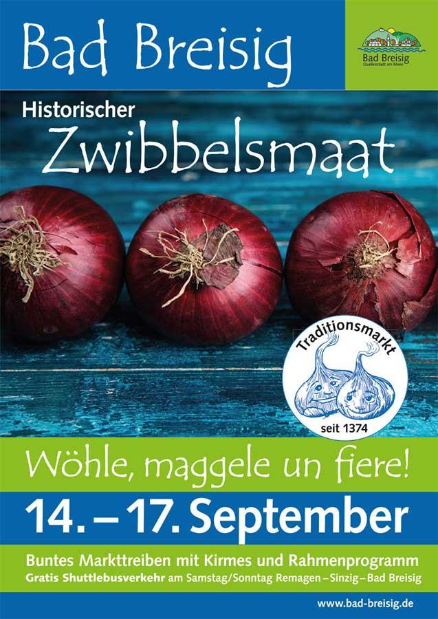 """Traditioneller """"Zwibbelsmaat"""" in Bad Breisig"""