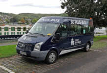"""""""60-Plus-Bus"""" macht Ferien"""