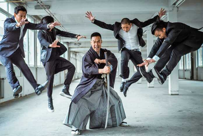Dankabend des Ehrenamtes mit spektakulärer Samurai-Kampfkunst-Show