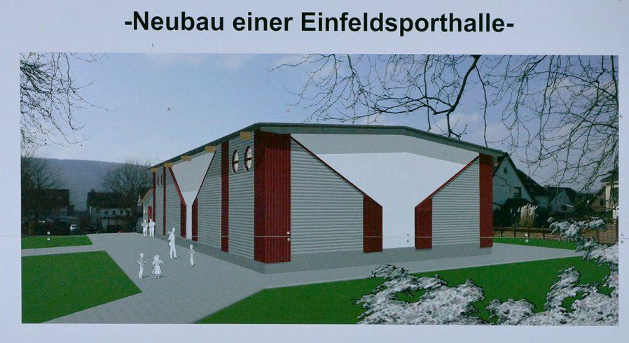 Einfeldsporthalle Bad Bodendorf