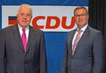 CDU-Landtagsfraktion setzt sich weiter für Abschaffung der Straßenausbaubeiträge ein