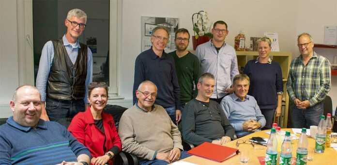 Sinziger Wasserbüffelprojekt - FBL Ortsgruppe Kripp stellt Fragen an die SGD Nord in Koblenz