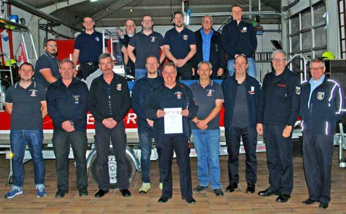 Zehn neue Bootsführer für die Feuerwehren im Landkreis Ahrweiler