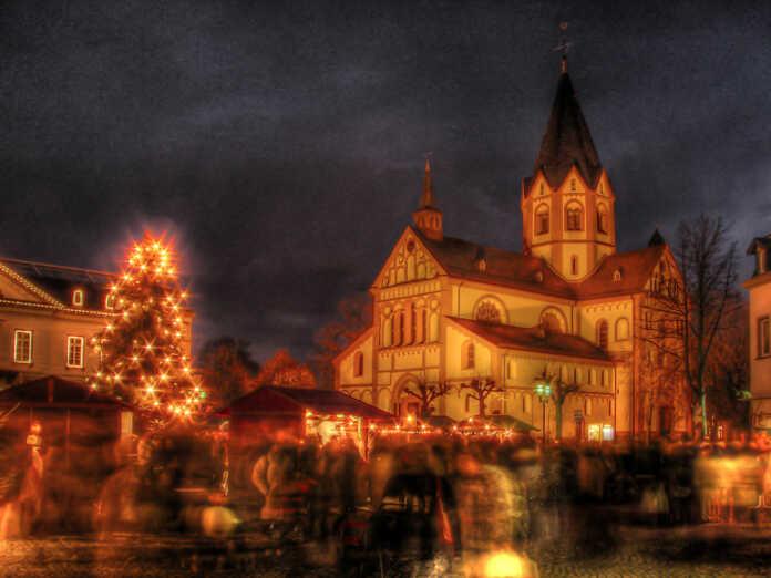 """Aktion """"Sinziger Weihnachtsengel"""" am Sinziger Adventsmarkt"""