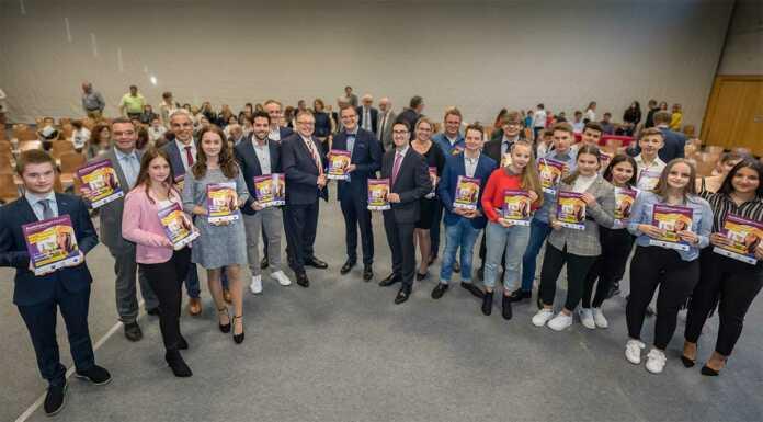 Rekordanmeldezahlen für Ausbildungstag Ahrweiler