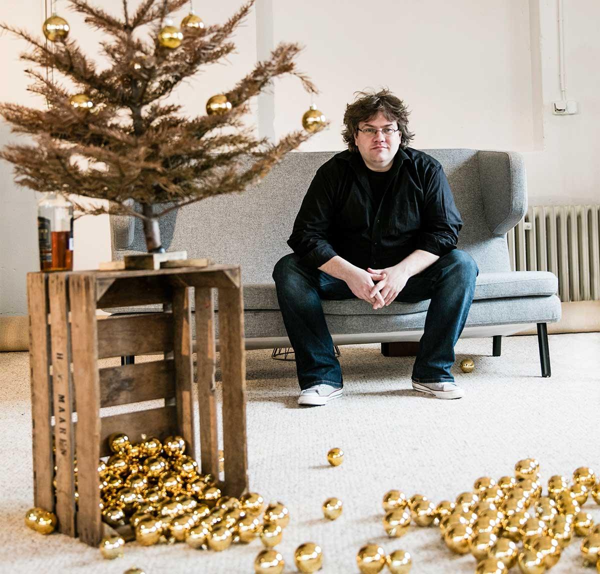 """Kabarett """"Glühwein spezial"""" Matthias Reuter"""