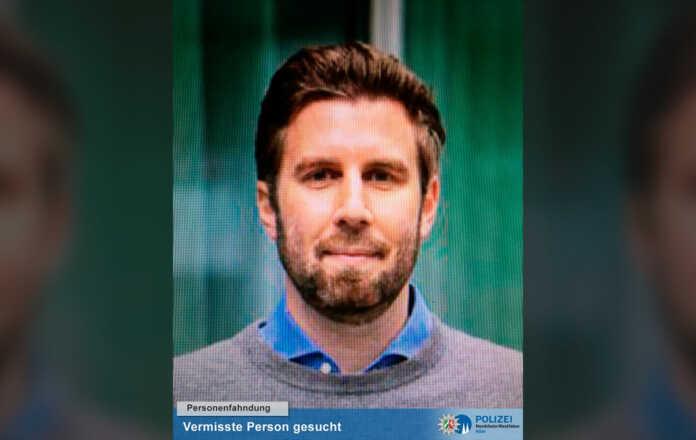 38-jähriger Philipp Hans M. vermisst