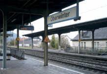 Informationsgespräch zum Umbau des Bahnhof Oberwinter