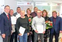 DRK-Kreisverband Ahrweiler e.V. ehrt langjährige Mitarbeiter