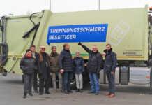 FDP besucht Abfallwirtschaftsbetrieb