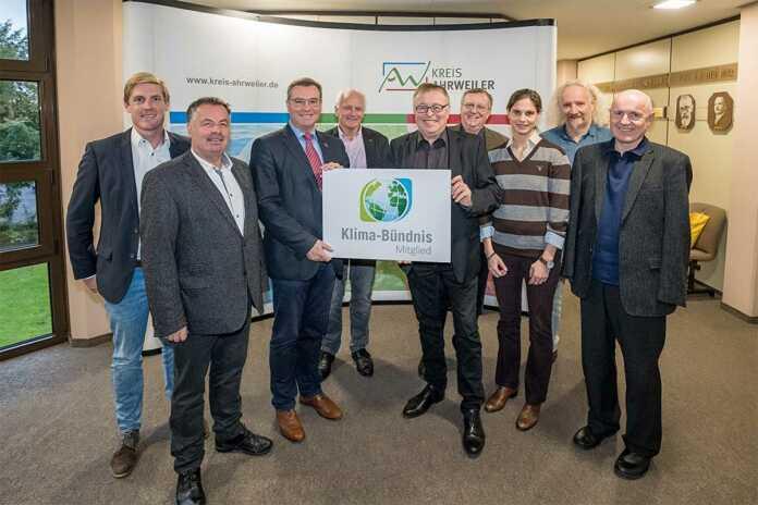 Kreis ist ab sofort Mitglied im Klimaschutz-Bündnis