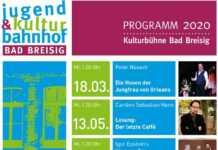 10. Spielzeit im Jugend- & Kulturbahnhof