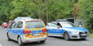 Polizeibericht vom 08. bis 10.11.2019