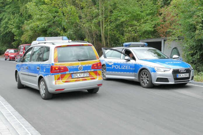 Öffentlichkeitsfahndung der Polizei Andernach