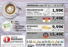 Angebote bei Getränke Sönksen KW 45/46