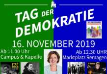 Tag der Demokratie 2019 in Remagen