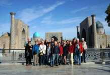 Herbststudienreise der VHS Remagen führte nach Usbekistan
