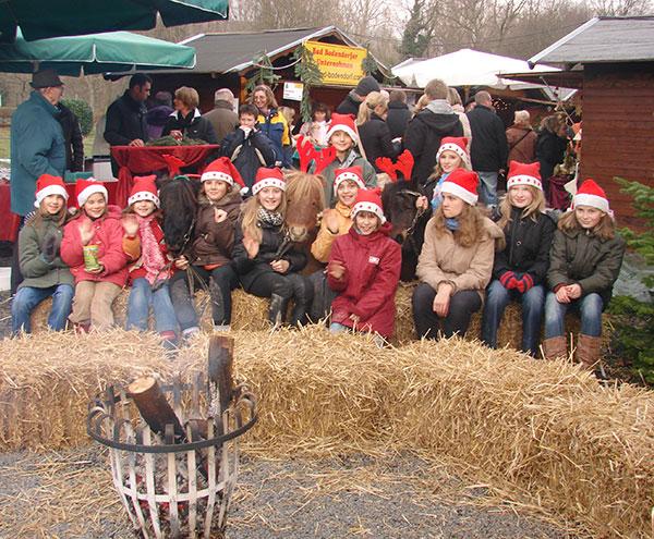 Kunst-Weihnachtsmarkt Bad Bodendorf