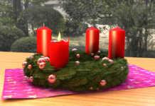 Wir wünschen allen einen besinnlichen 1. Advent