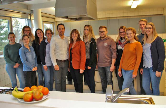 Mechthild Heil MdB (CDU) besuchte Studenten der Uni Koblenz