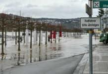 Anpassung an extreme Hochwasser- und Starkregenereignisse