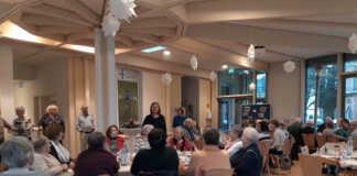 Nikolaus-Mittagstisch im Evangelischen Gemeindehaus Remagen