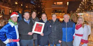 Energieeffizient und stimmungsvoll: Remagen erstrahlte zum Nikolausmarkt in neuem Glanz