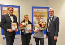 """Gleich drei Mal """"Beste Bank"""" in Mayen, Bad Neuenahr-Ahrweiler und Neuwied"""