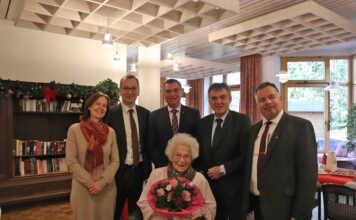 Anna Küpper wird 111