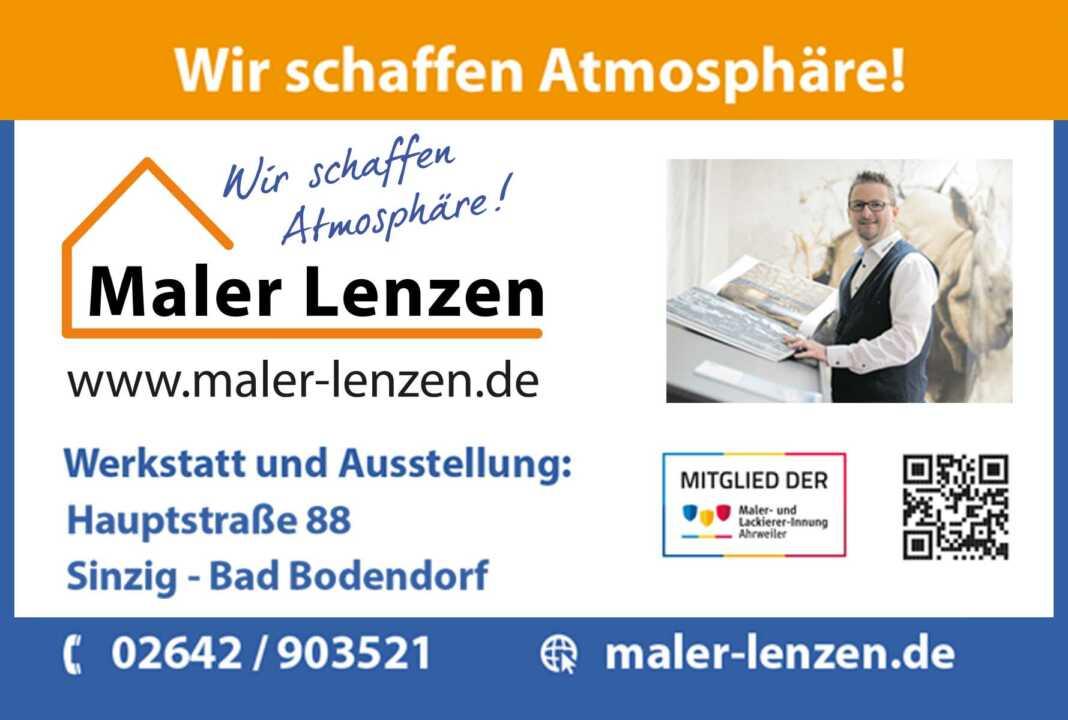 Maler Lenzen Bad Bodendorf