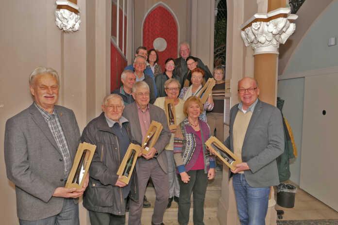 Mitgliederversammlung des Denkmalvereins