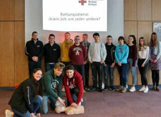 Berufsinformationstag in der Rettungswache Bad Neuenahr-Ahrweiler