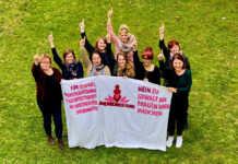 """""""One Billion Rising"""" – Tanz gegen Gewalt an Frauen und Mädchen"""