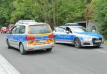 Polizeibericht vom 3. bis 5.1.2020