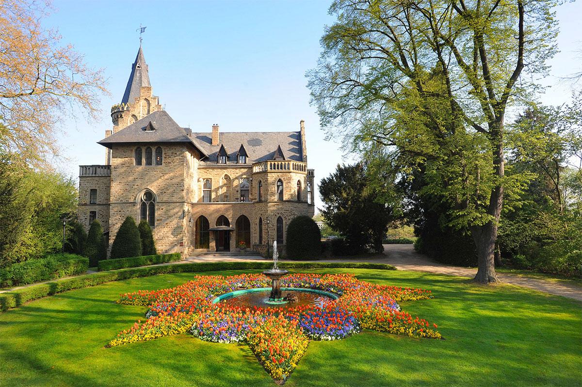 Multimediale Neuanschaffungen Sinzig Schloss