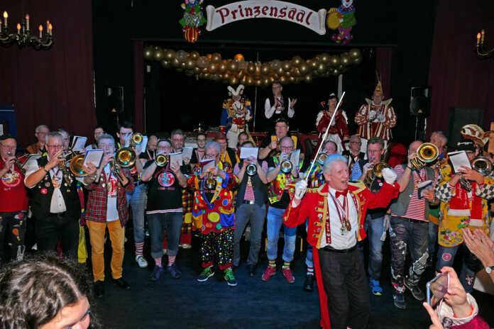 After Zuch Party in der Kulturwerkstatt in Remagen