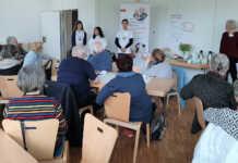 """Kreative Ideenwerkstatt """"Auf gute Nachbarschaft"""" in Remagen"""
