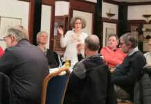 Barbara Hartmann zu Gast bei Bündnis 90/Die Grünen